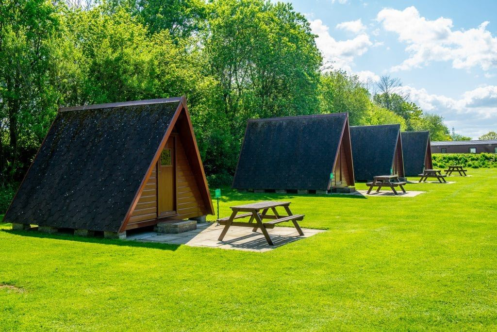 Linwater Glamping Pods