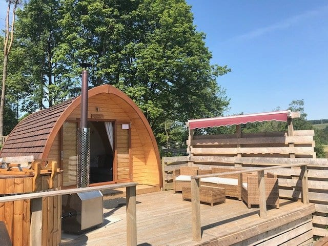 Queensland Glamping Pods