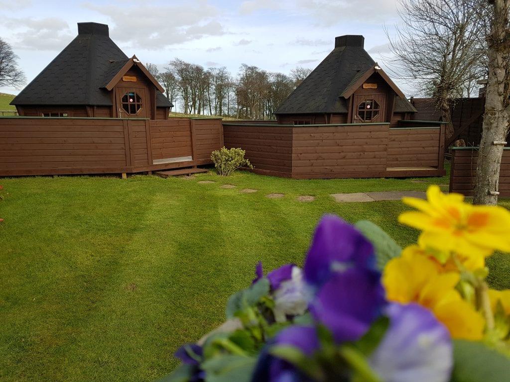 Woodland Garden's Glamping Pods