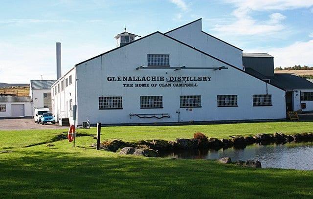 Glen Allachie Distillery