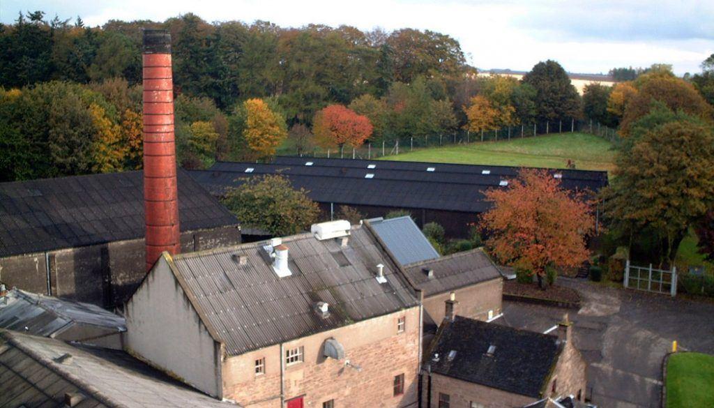 Glencadam Distillery