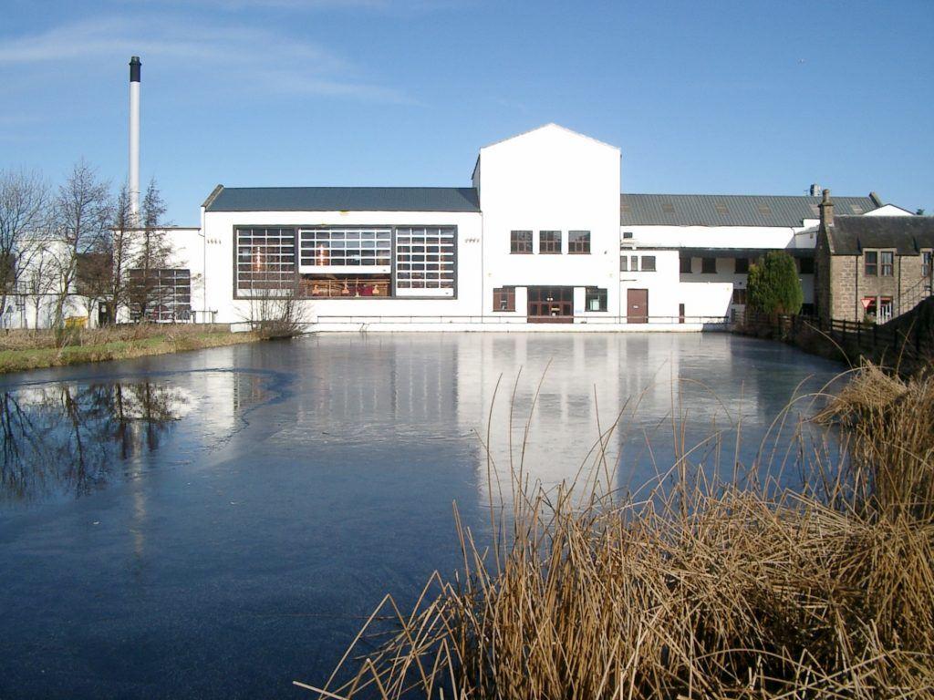 Royal Brackla Distillery