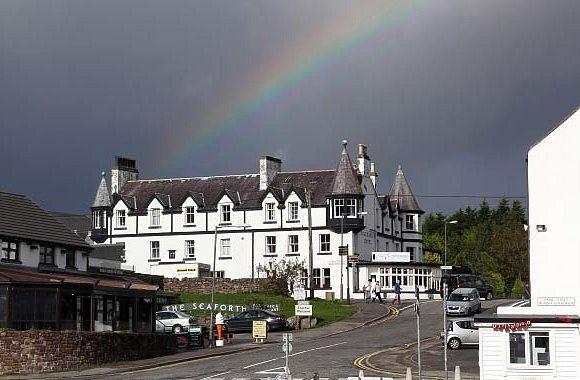 The Caledonian Hotel Ullapool