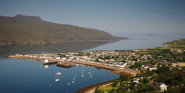 Ullapool accommodation