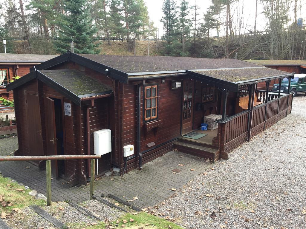 Lurchers Cabin