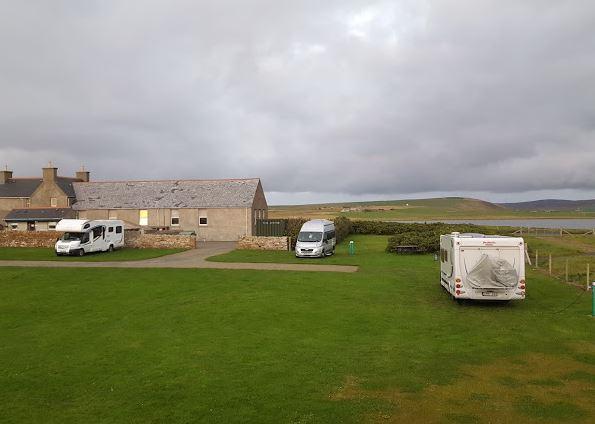 Birsay Outdoor Centre Campsite