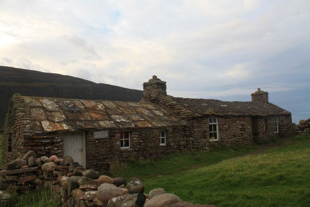 Burnmouth Bothy