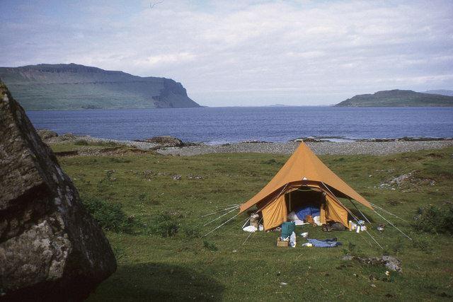 Camping Mull