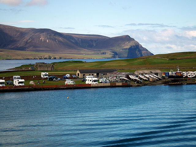 Camping Orkney