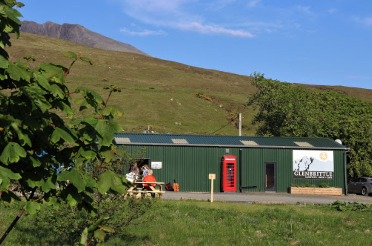 Glenbrittle Campsite
