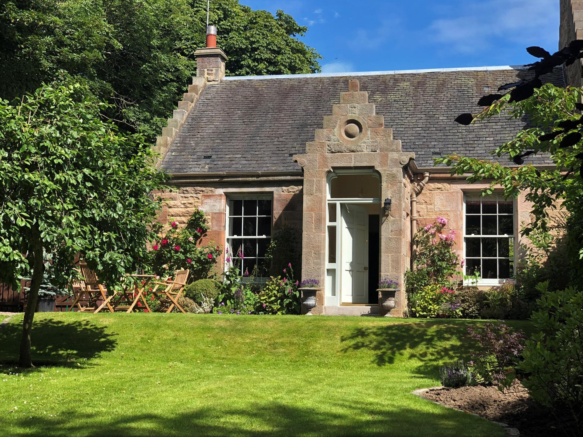 Glenlockhart Cottage, Edinburgh's secret