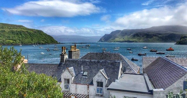 Hotels in Portree