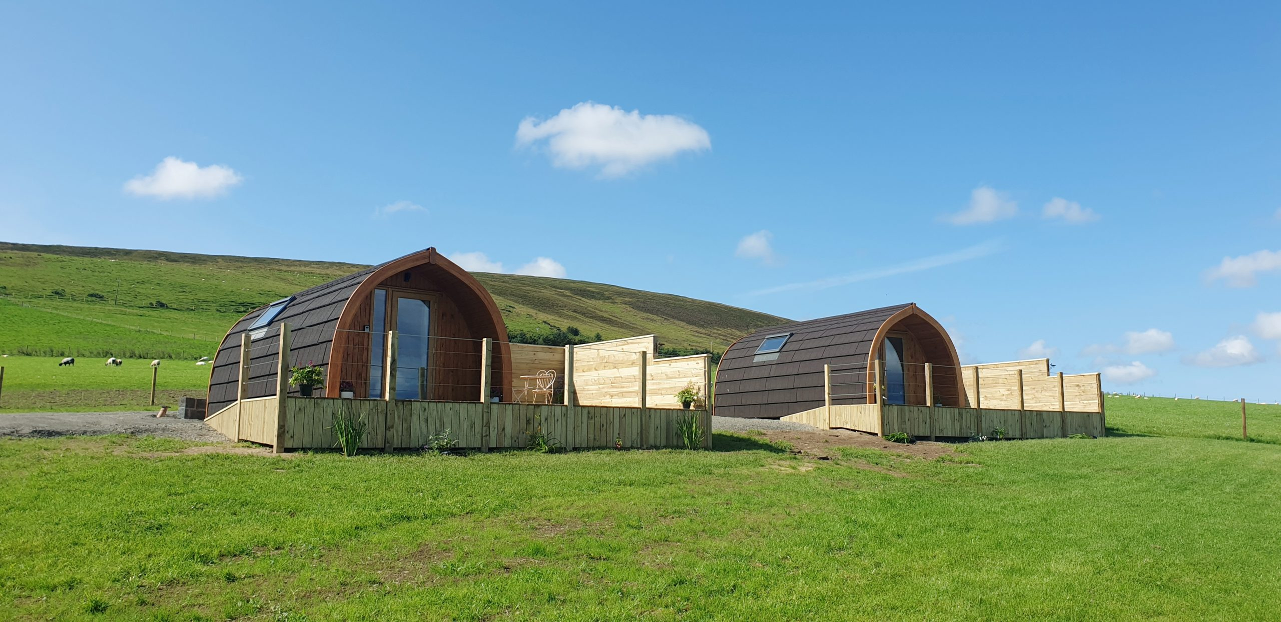 Lillys' Lodges Orkney