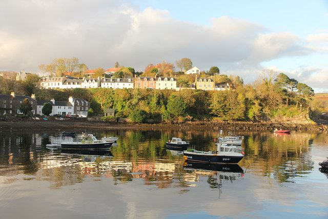 Portree Cottages