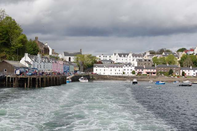 Portree Self-Catering Accommodation