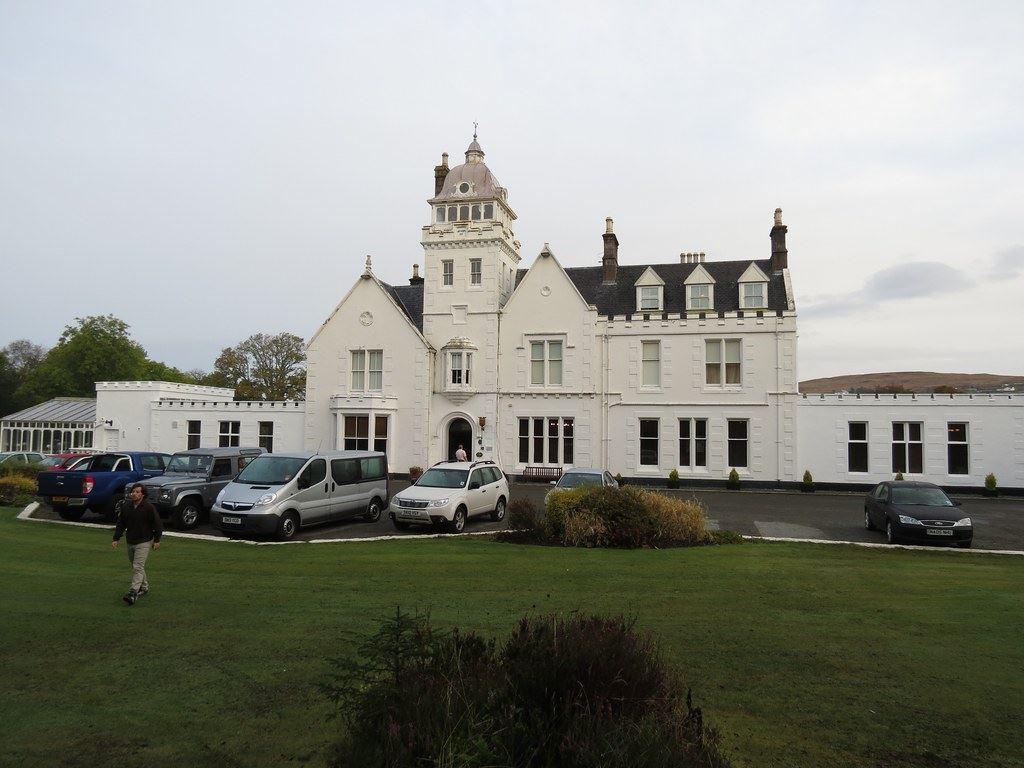 Skeabost House Hotel