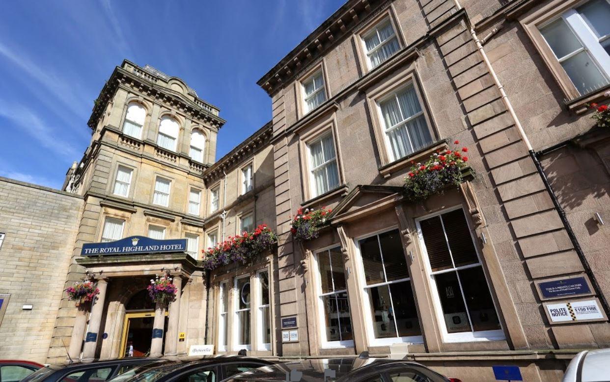 The Royal Highland Hotel