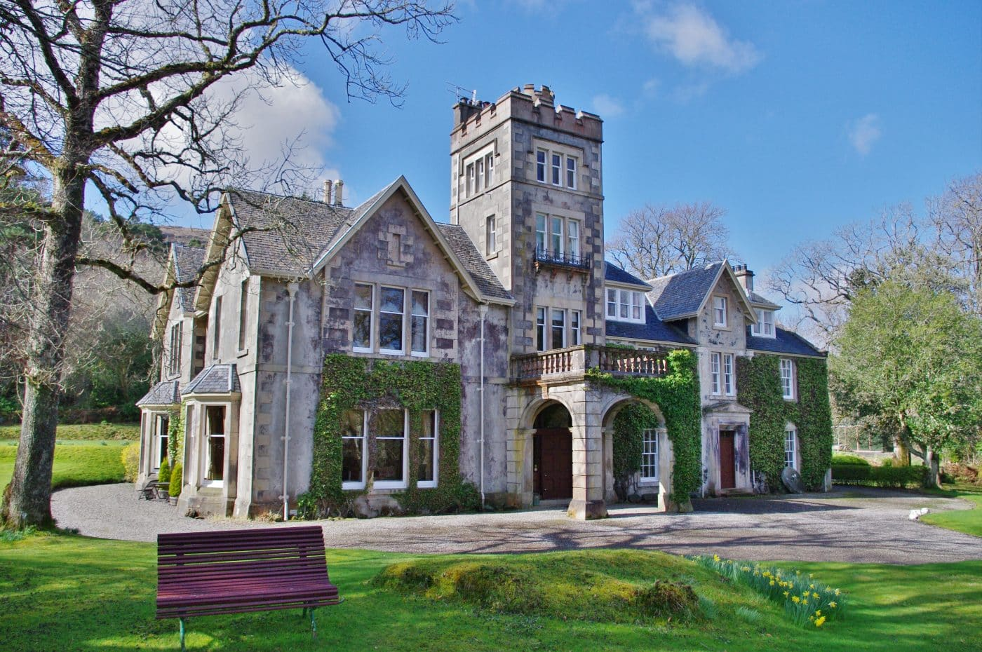 Viewfield House