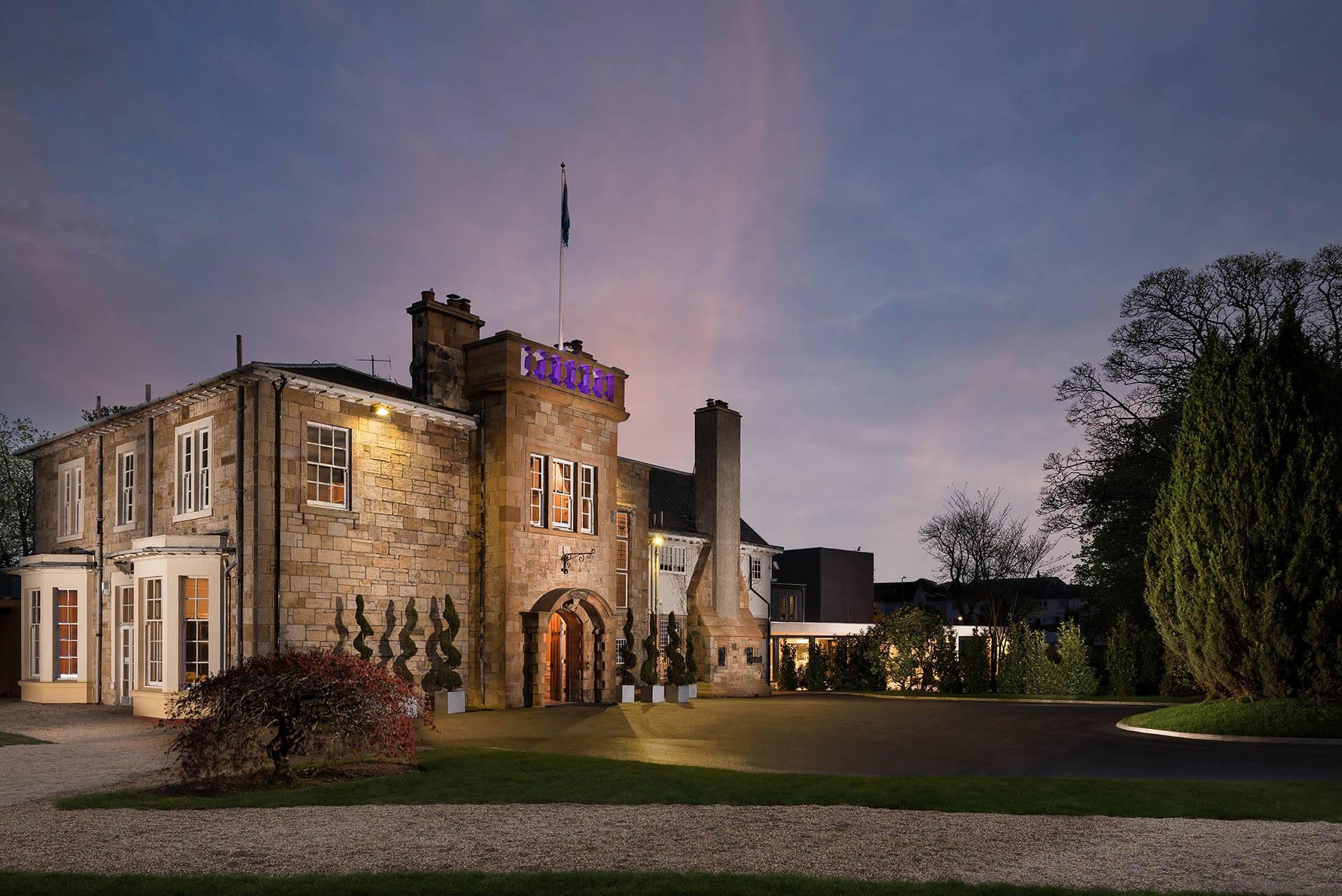 Dalmeny Park House Hotel