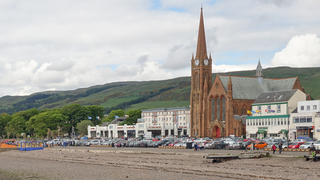 Hotels in Largs