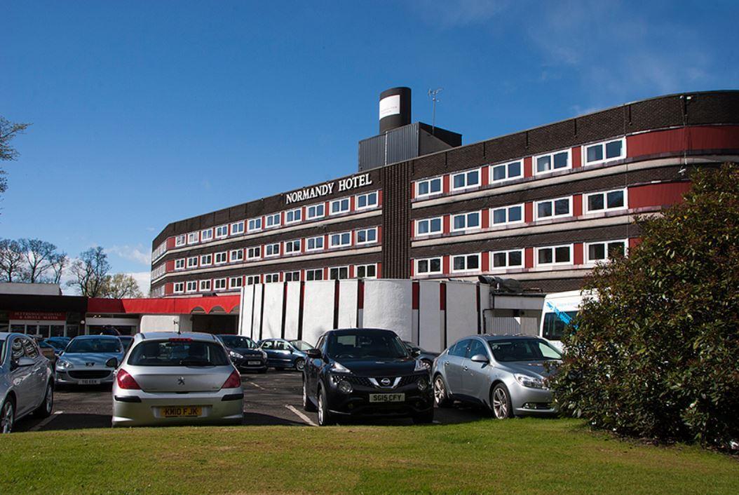 Normandy Hotel (Near Glasgow Airport)