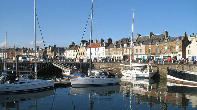 Anstruther Accommodation