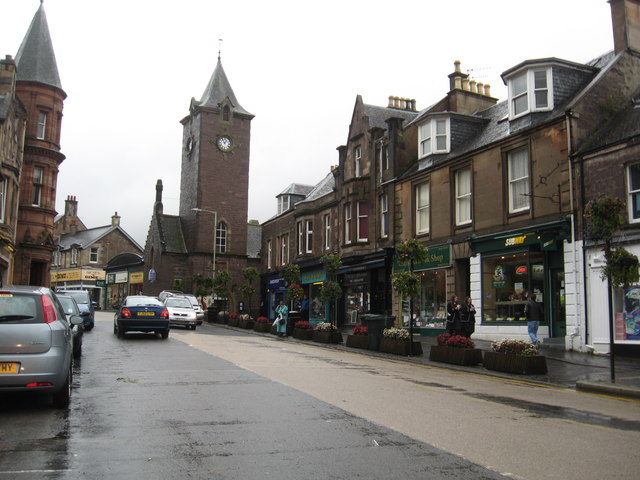 Crieff Self Catering Accommodation