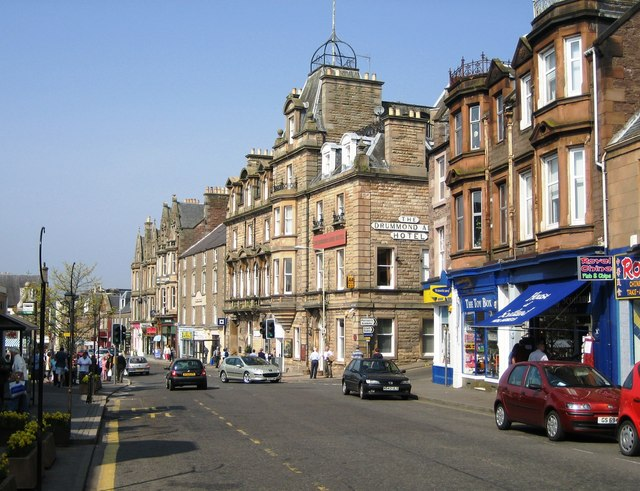 Holiday Cottages Crieff