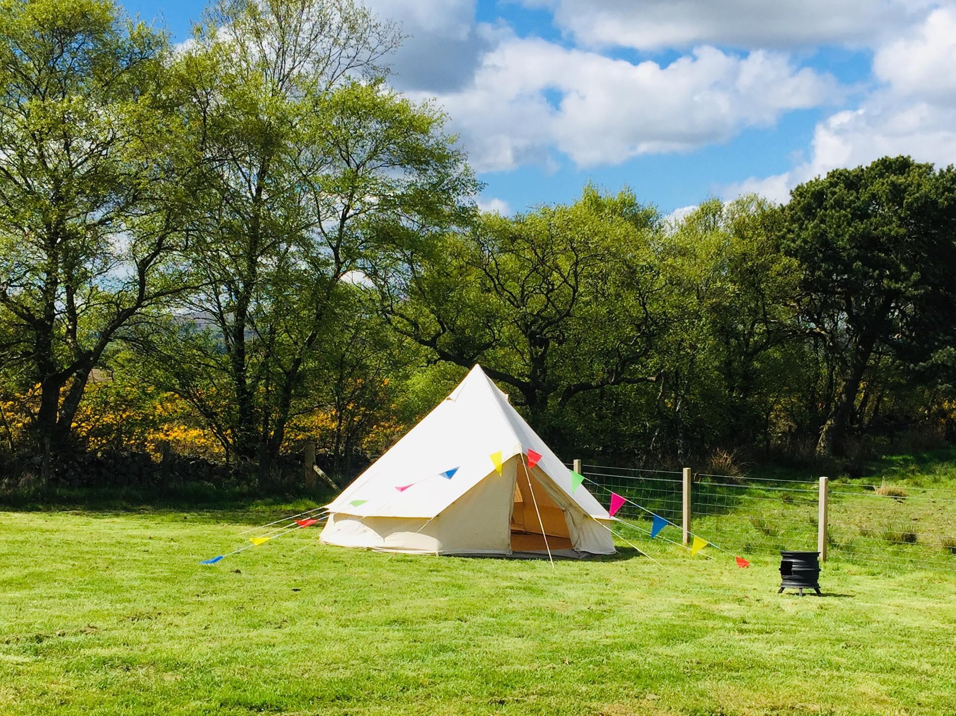 Bonnybridge Eco Camping