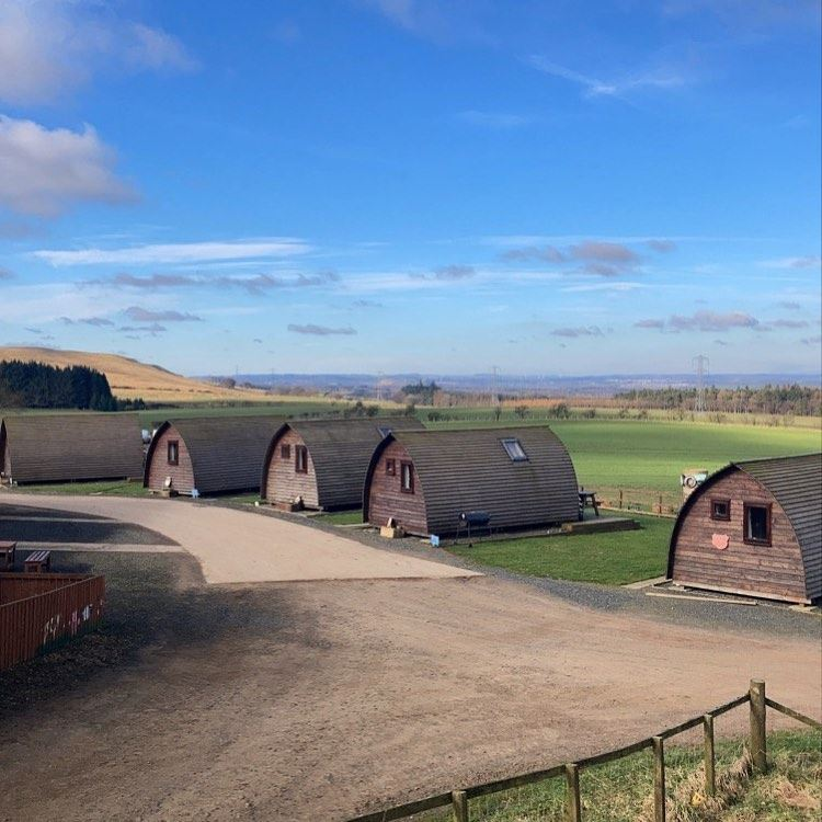 Hilly Cow Wigwams