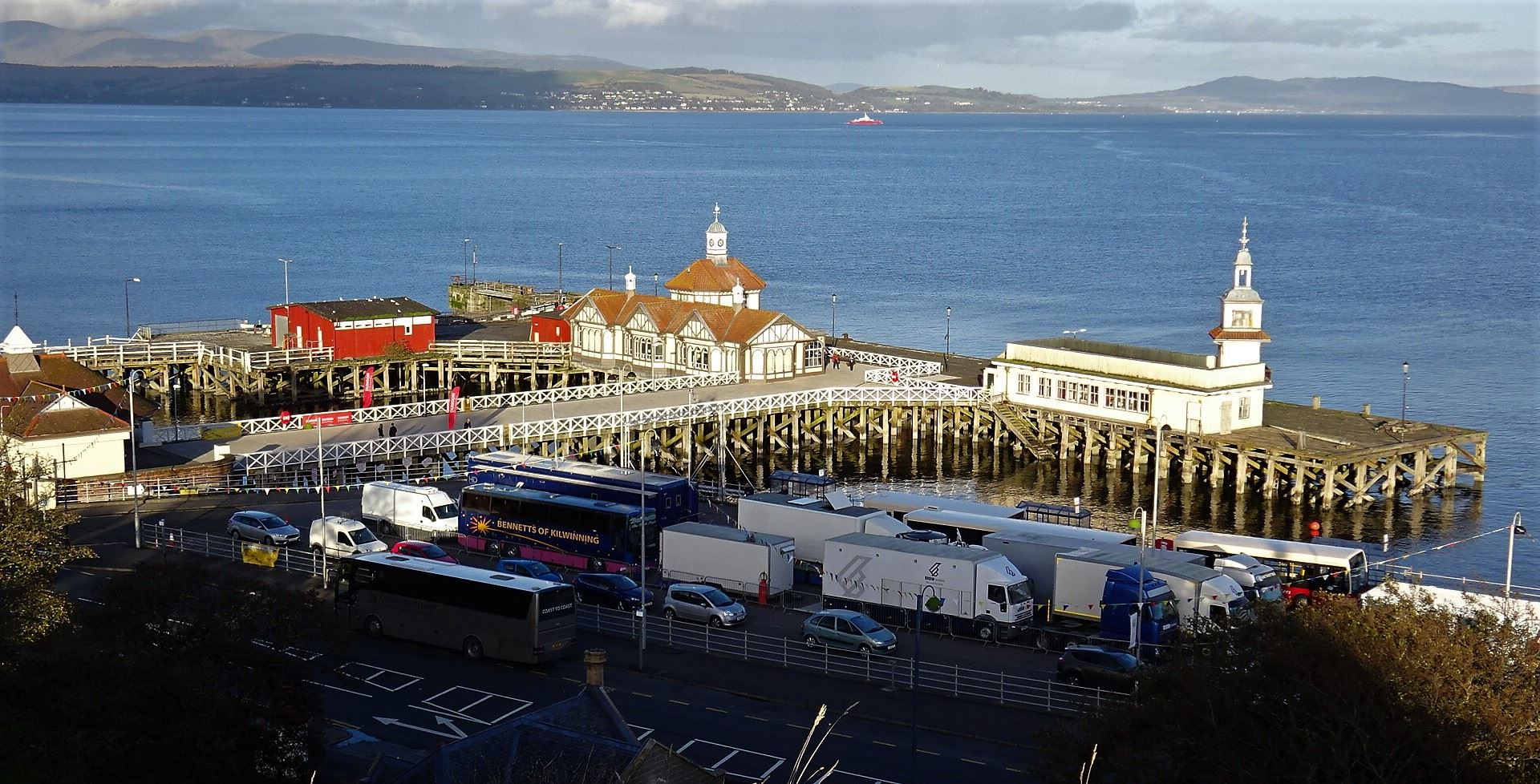 Hotels in Dunoon