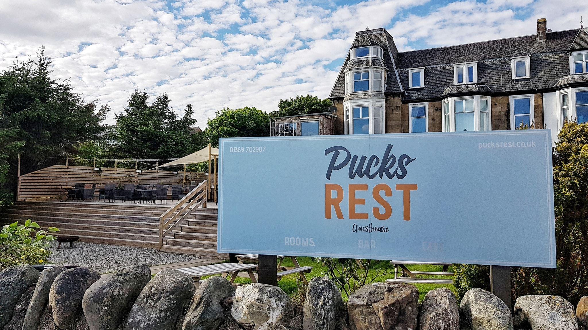 Puck's Rest
