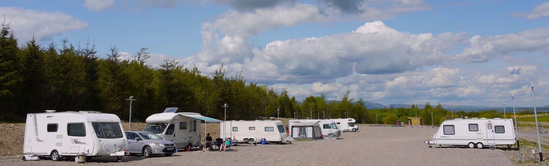 The Wheel Caravan Park and Campsite