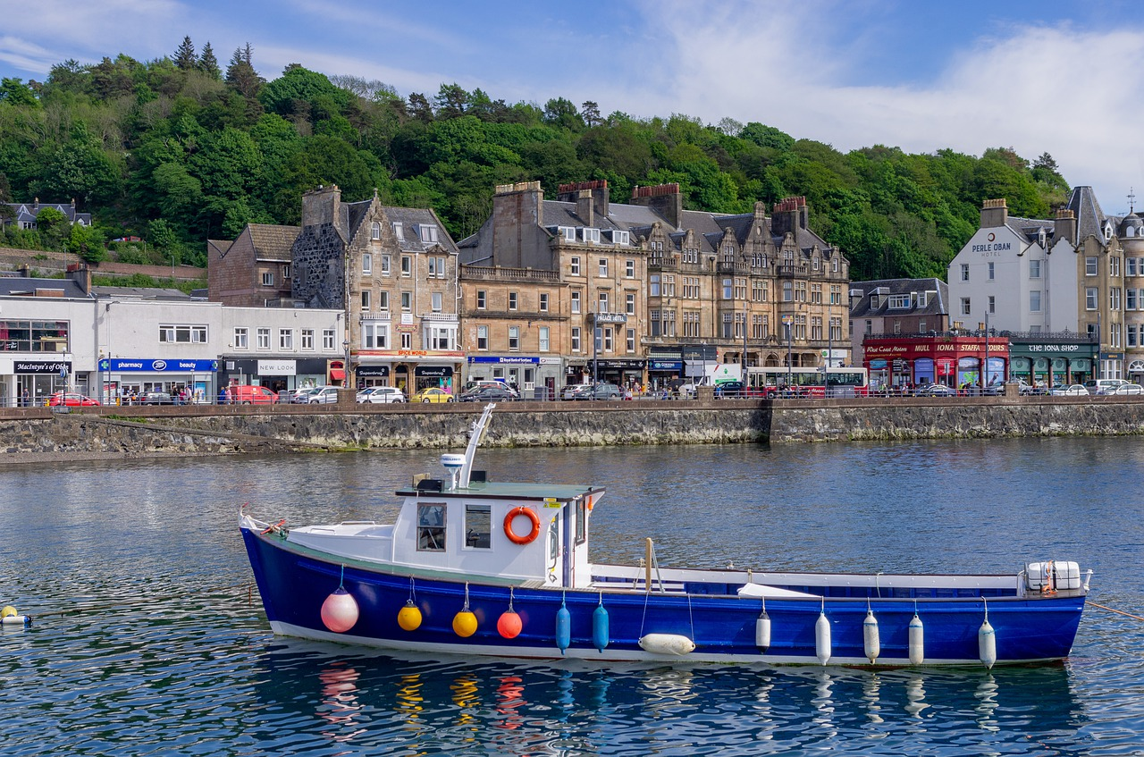 Oban Accommodation Self Catering