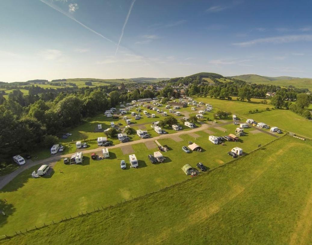 Moffat Camping and Caravanning Club