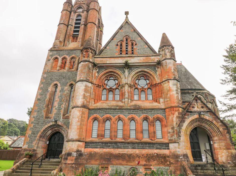 St Mary's Church Penthouse