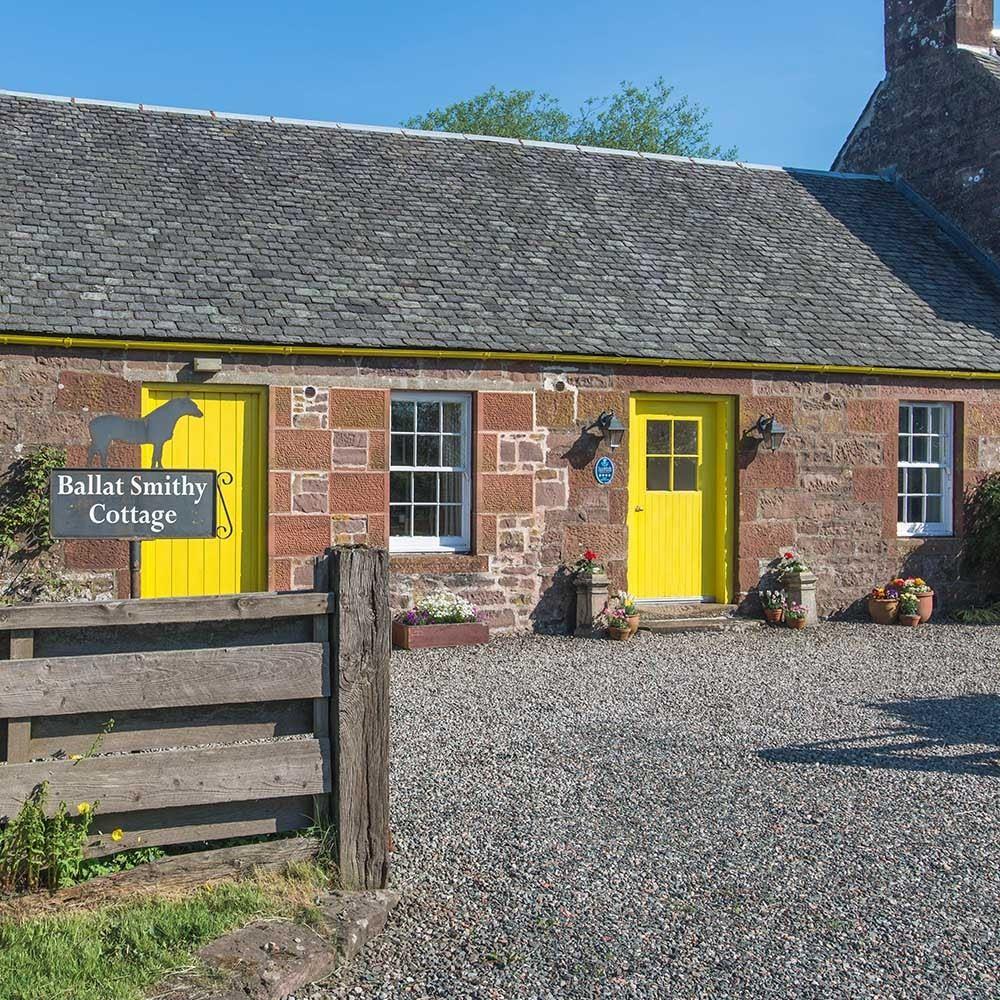 Ballat Smithy Cottage