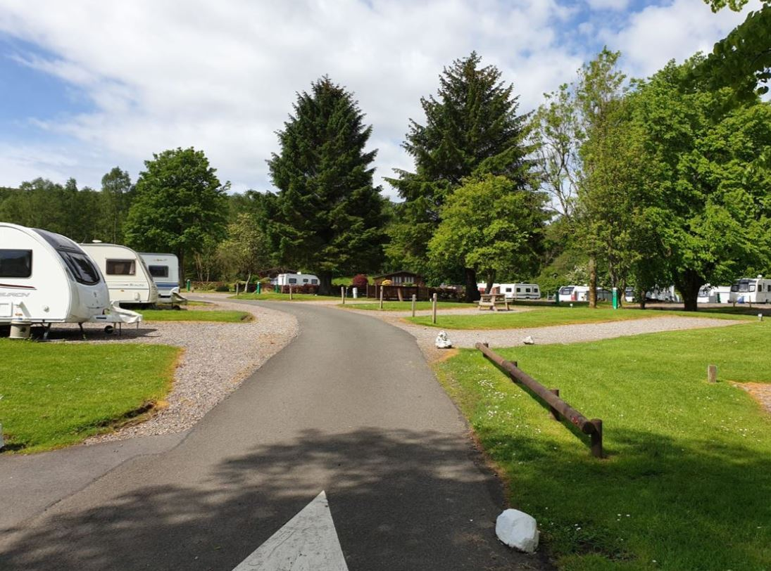 Lomond Woods Holiday Park